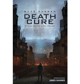 Diamond Comic Distributor MAZE RUNNER DEATH CURE OFFICIAL PRELUDE