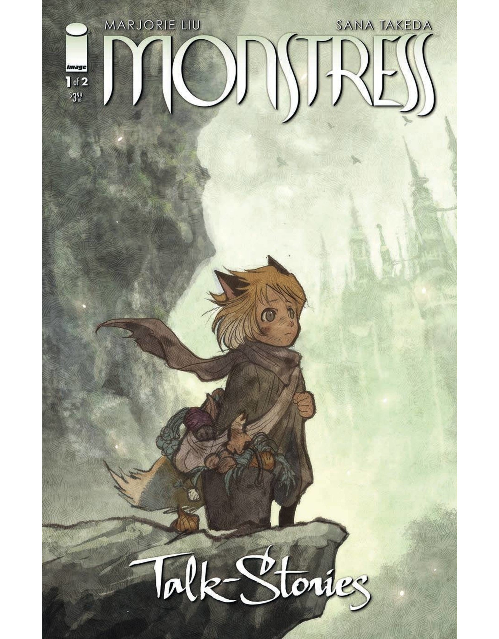 IMAGE COMICS MONSTRESS TALK-STORIES #1 (OF 2)