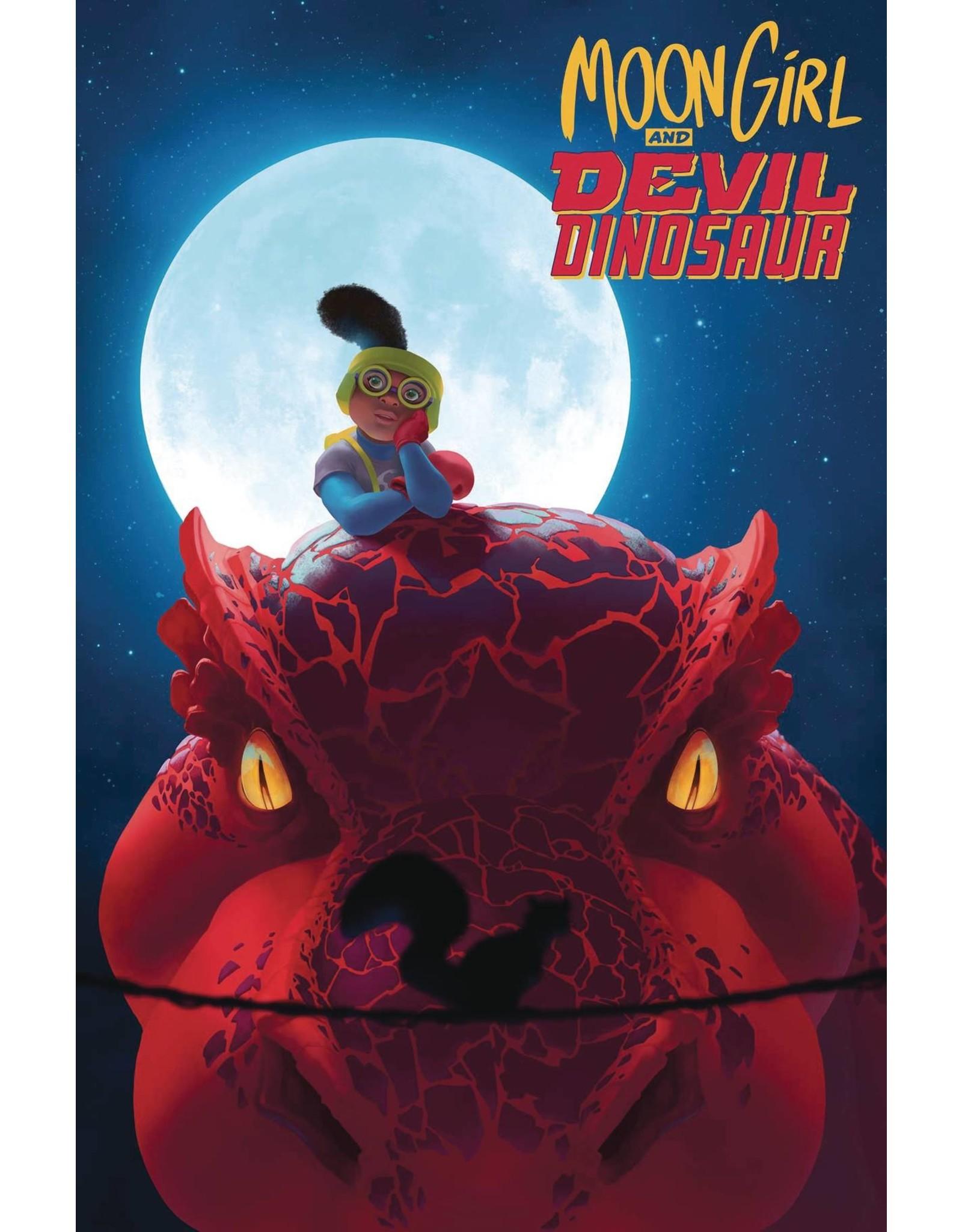 MARVEL COMICS MOON GIRL AND DEVIL DINOSAUR TP VOL 08 YANCY STREET LEGENDS