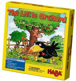 HABA GAMES THE LITTLE ORCHARD