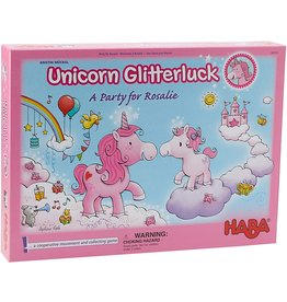 HABA GAMES UNICORN GLITTERLUCK - A PARTY FOR ROSALIE
