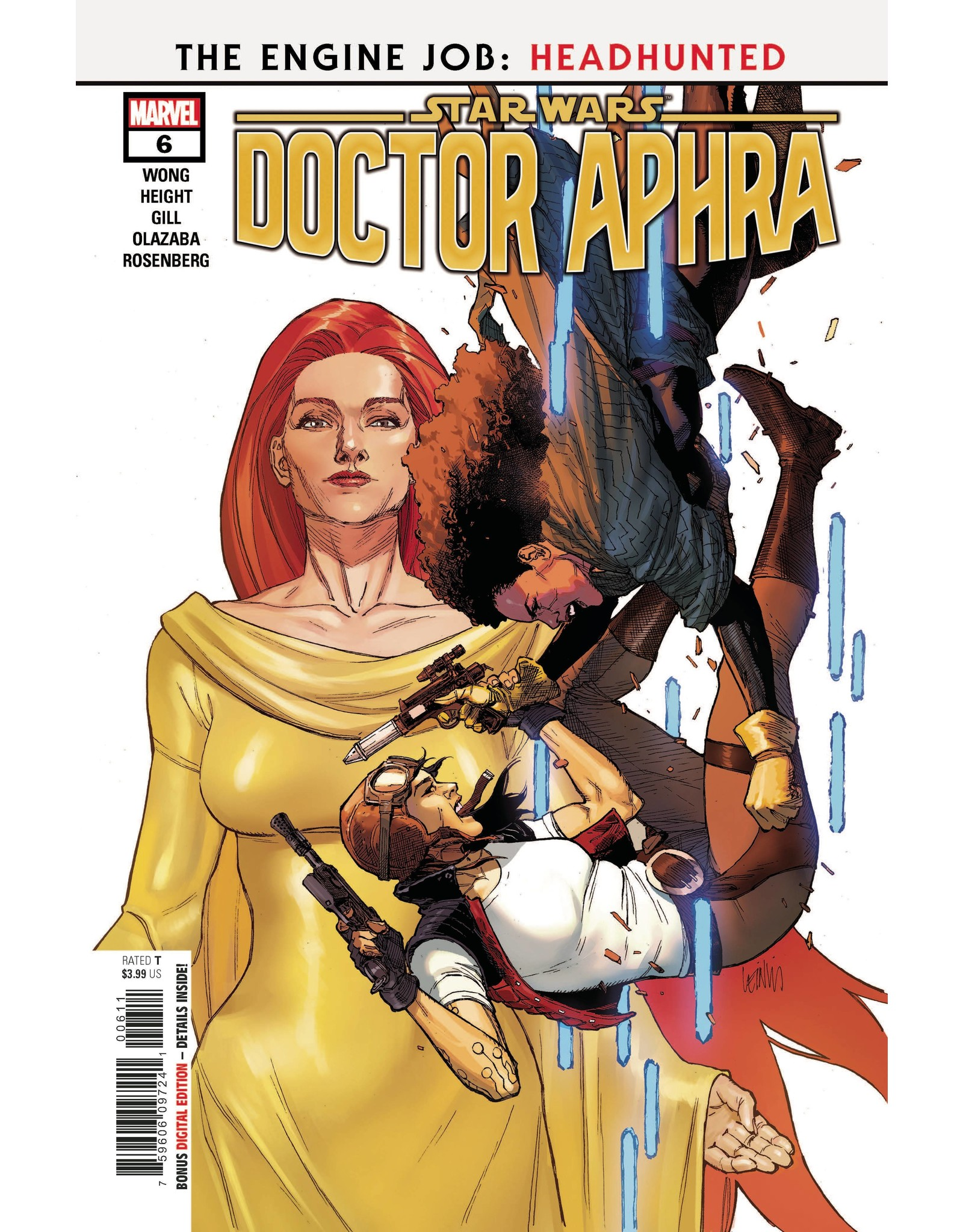 MARVEL COMICS STAR WARS DOCTOR APHRA #6