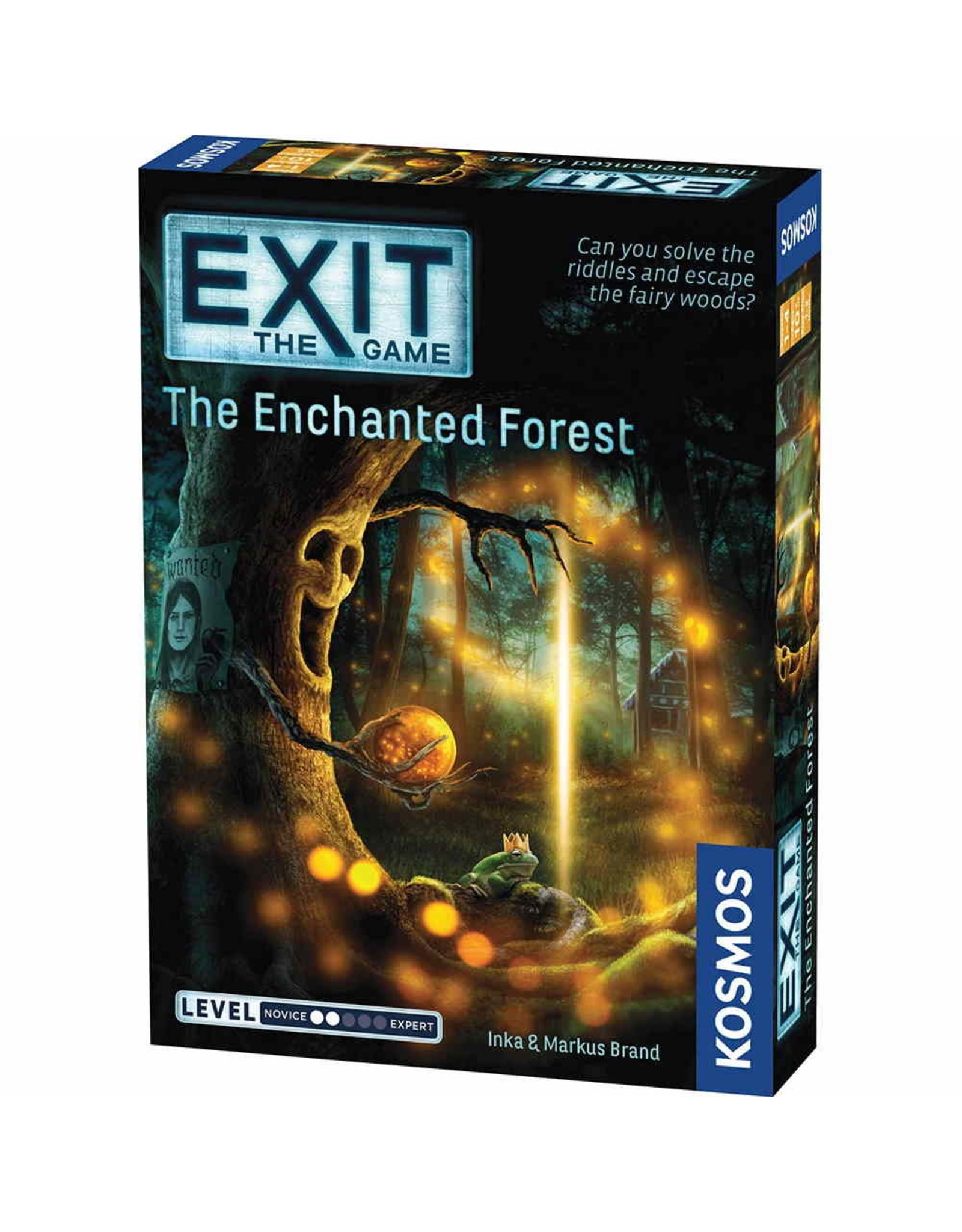 EXIT THE GAME THE ENCHANTED FOREST