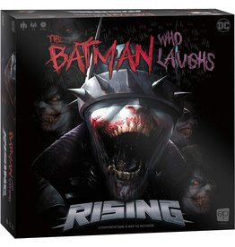 USAOPOLY THE BATMAN WHO LAUGHS RISING BOARD GAME