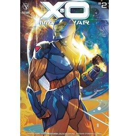 VALIANT ENTERTAINMENT LLC X-O MANOWAR (2020) #2 CVR A WARD