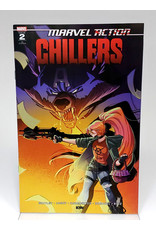 IDW PUBLISHING MARVEL ACTION CHILLERS #2 1:10 INCENTIVE