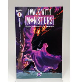 VAULT COMICS I WALK WITH MONSTERS #1 1:15 ANDOLFO
