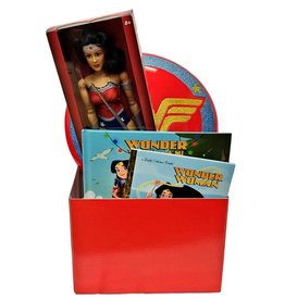 WONDER WOMAN GIFT BASKET