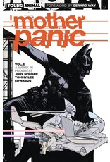 DC COMICS MOTHER PANIC TP VOL 01 WORK IN PROGRESS