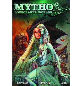 CALIBER ENTERTAINMENT MYTHOS LOVECRAFT WORLDS GN