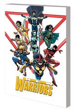 MARVEL COMICS NEW WARRIORS TP VOL 01 KIDS ARE ALL FIGHT