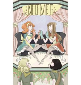 ACTION LAB NUTMEG TP VOL 01