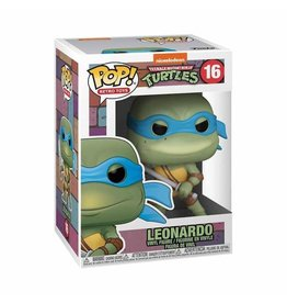 FUNKO POP! RETRO TOYS NICKELODEAN TMNT LEONARDO VINYL FIG