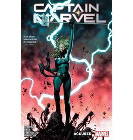 MARVEL COMICS CAPTAIN MARVEL TP VOL 04 ACCUSED