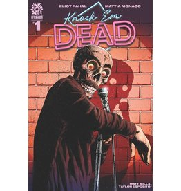 AFTERSHOCK COMICS KNOCK EM DEAD #1
