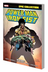 MARVEL COMICS POWER MAN AND IRON FIST EPIC COLLECTION TP REVENGE