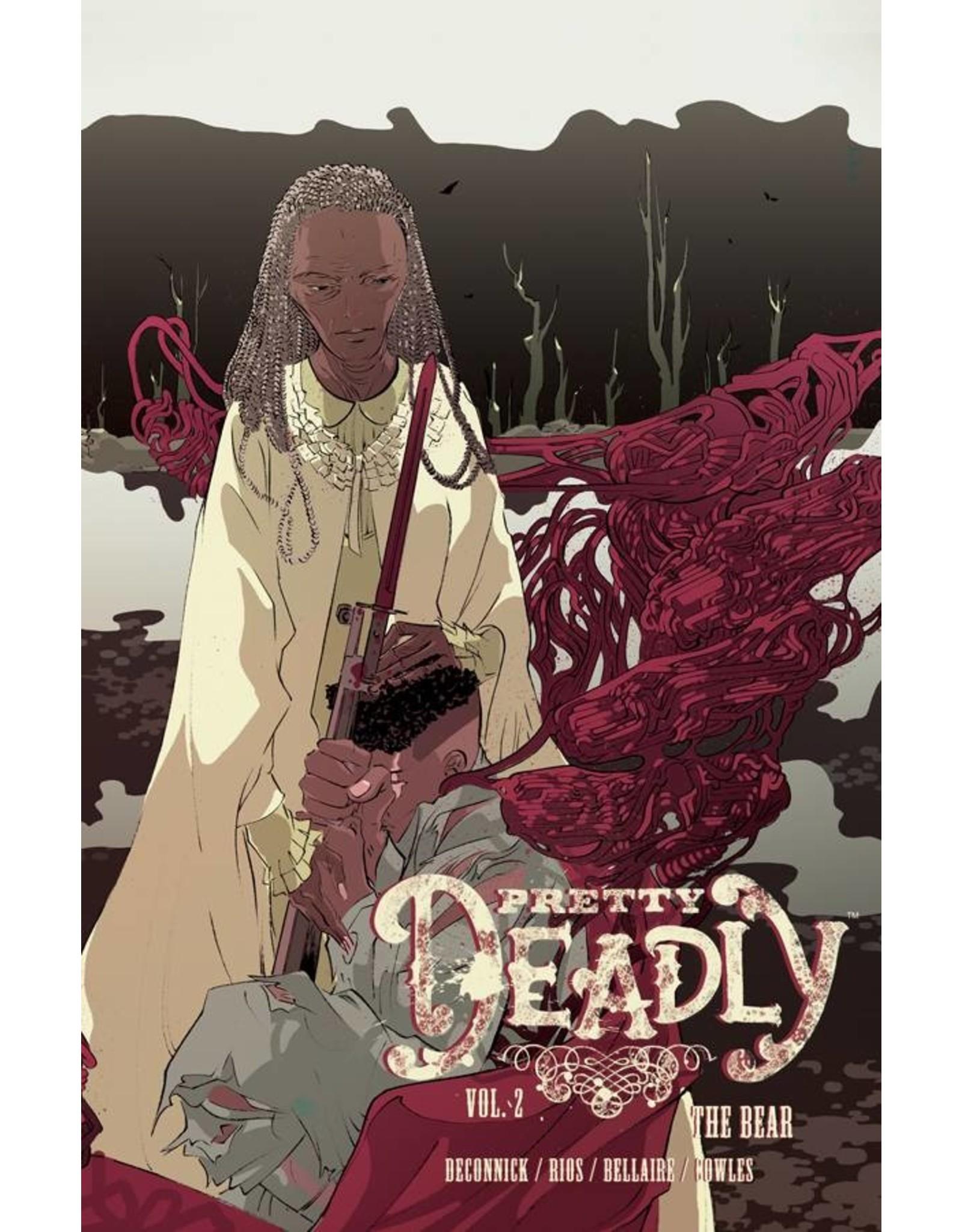 IMAGE COMICS PRETTY DEADLY TP VOL 02 THE BEAR