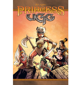 ONI PRESS INC. PRINCESS UGG TP VOL 01