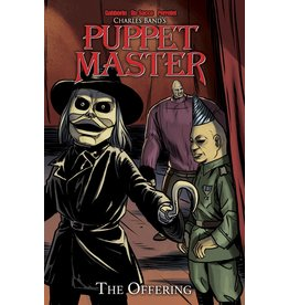 ACTION LAB PUPPET MASTER TP VOL 01 OFFERING