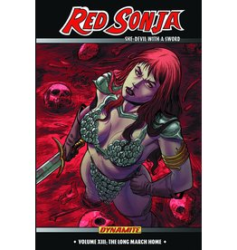 D. E. RED SONJA TP VOL 13 SHE DEVIL WITH A SWORD