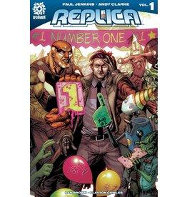 AFTERSHOCK COMICS REPLICA TP VOL 01