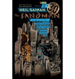 DC COMICS SANDMAN TP VOL 05 A GAME OF YOU
