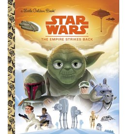 RANDOM HOUSE BOOKS FOR YOUNG R STAR WARS THE EMPIRE STRIKES BACK LITTLE GOLDEN BOOK