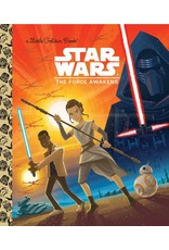 STAR WARS THE FORCE AWAKENS LITTLE GOLDEN BOOK