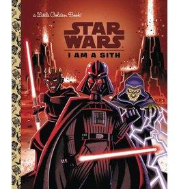 Penguin Random House STAR WARS I AM A SITH LITTLE GOLDEN BOOK