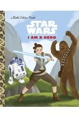 Penguin Random House STAR WARS I AM A HERO LITTLE GOLDEN BOOK