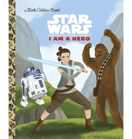 Penguin Random House STAR WARS I AM A HERO LITTLE GOLDEN BOOK