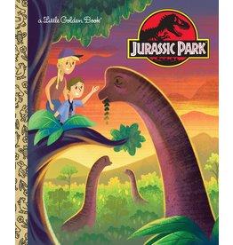 Penguin Random House JURASSIC PARK LITTLE GOLDEN BOOK