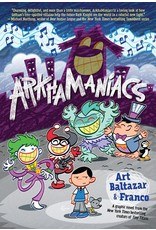 DC COMICS ARKHAMANIACS TP