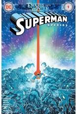 DC COMICS SUPERMAN ENDLESS WINTER SPECIAL #1 (ONE SHOT) CVR A FRANCIS MANAPUL (ENDLESS WINTER)