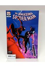MARVEL COMICS AMAZING SPIDER-MAN #54 1:10 GOULDEN SPIDER-MAN MILES MORALES VAR