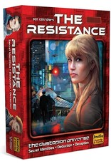 THE RESISTANCE CARD GAME 3RD EDITION