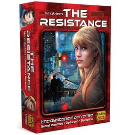 INDIE BOARDS AND CARDS THE RESISTANCE