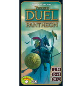 REPOS PRODUCTIONS 7 WONDERS DUEL PANTHEON