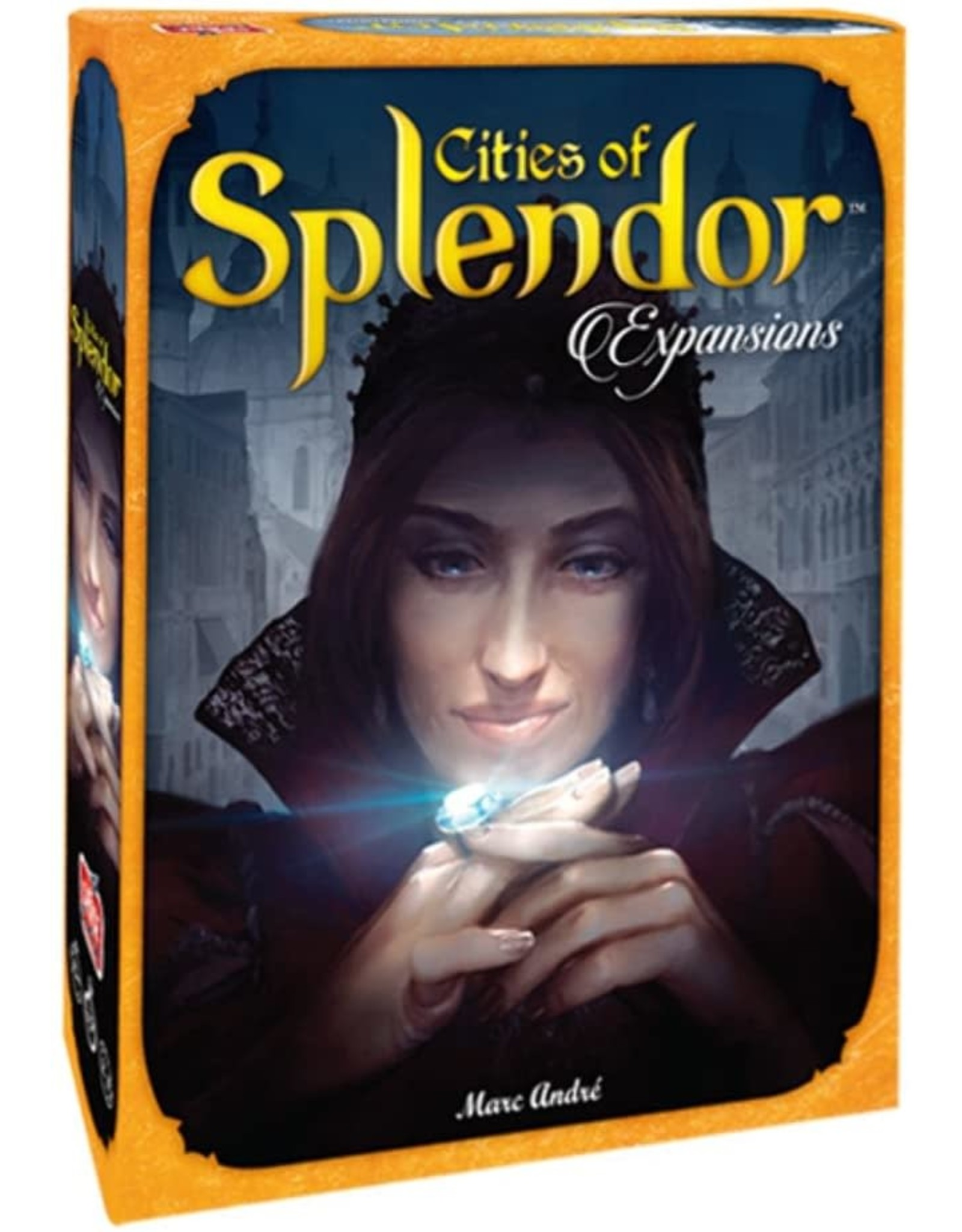 ASMODEE CITIES OF SPLENDOR EXPANSION