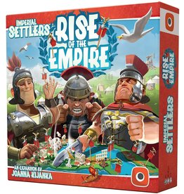 STRONGHOLD GAMES IMPERIAL SETTLERS: RISE OF THE EMPIRE