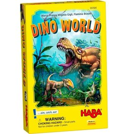 HABA GAMES DINO WORLD