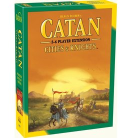 MAYFAIR GAMES CATAN CITIES AND KNIGHTS 5-6 PLAYER EXTENSION