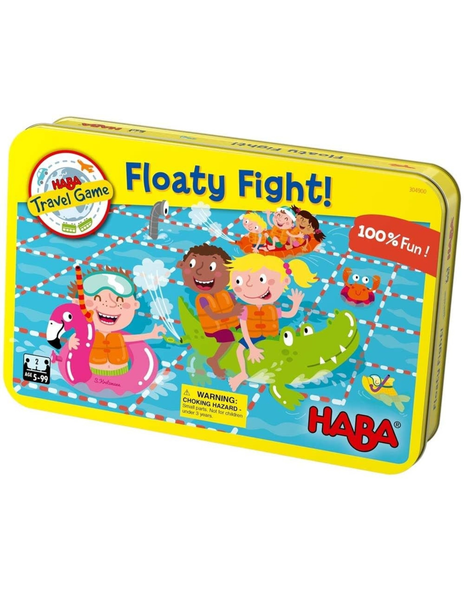 HABA GAMES FLOATY FIGHT