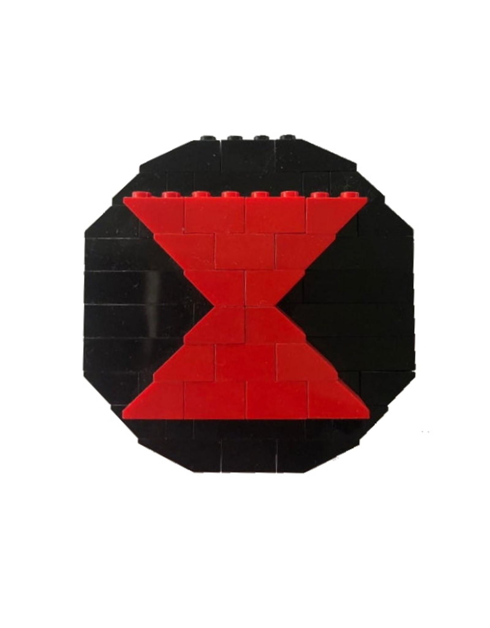 BLACK WIDOW LEGO SET