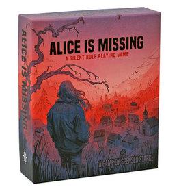 RENEGADE GAME STUDIOS ALICE IS MISSING