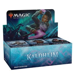 WIZARDS OF THE COAST KALDHEIM DRAFT BOOSTER BOX PRE-ORDER