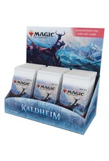 WIZARDS OF THE COAST MAGIC THE GATHERING KALDHEIM SET BOOSTER BOX