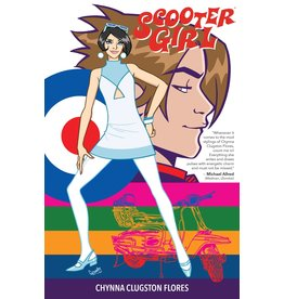IMAGE COMICS SCOOTER GIRL TP