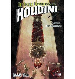 ALTERNA COMICS SECRET ADVENTURES OF HOUDINI