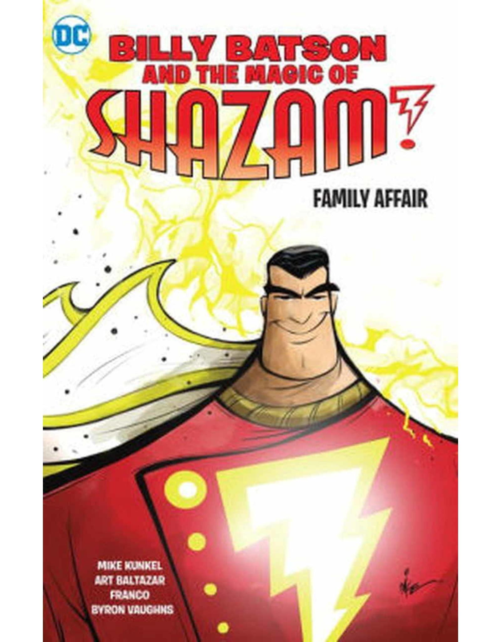 DC COMICS BILLY BATSON AND MAGIC OF SHAZAM TP BOOK 01